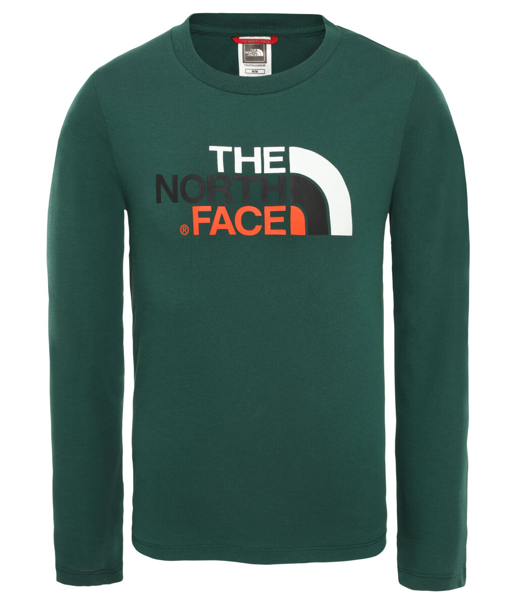 The North Face Easy LS Tee JR