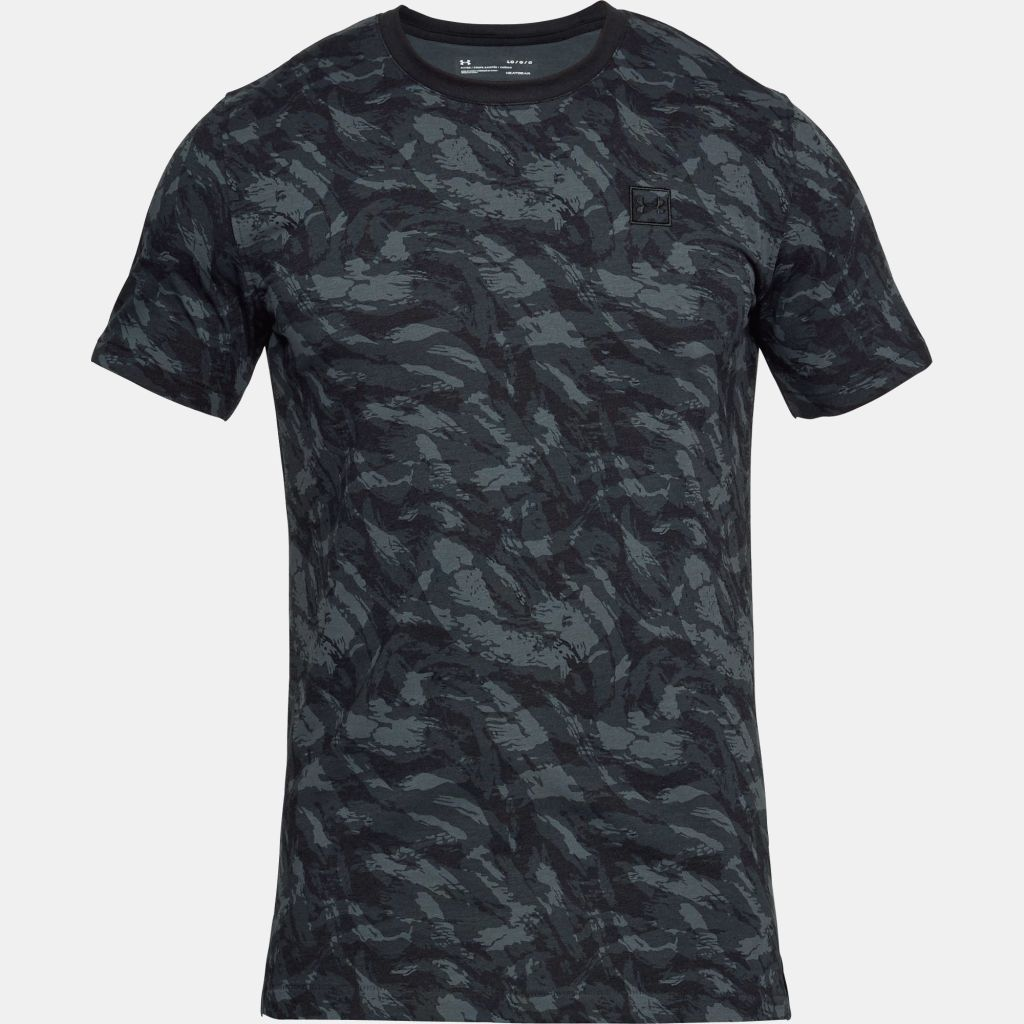 Under Armour AOP SS Tee M
