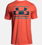 Under Armour Blocked SS Logo Tee M