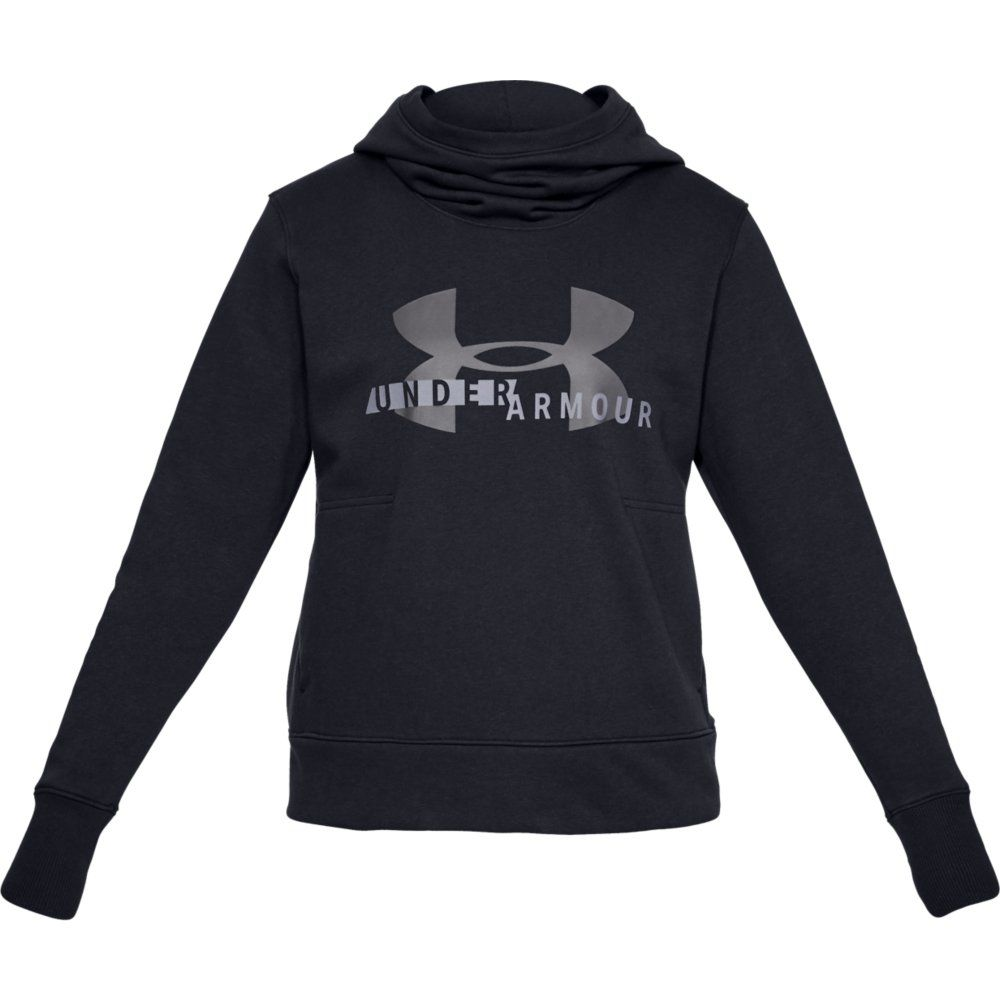 Under Armour Rival Fleece Logo Hoodie W