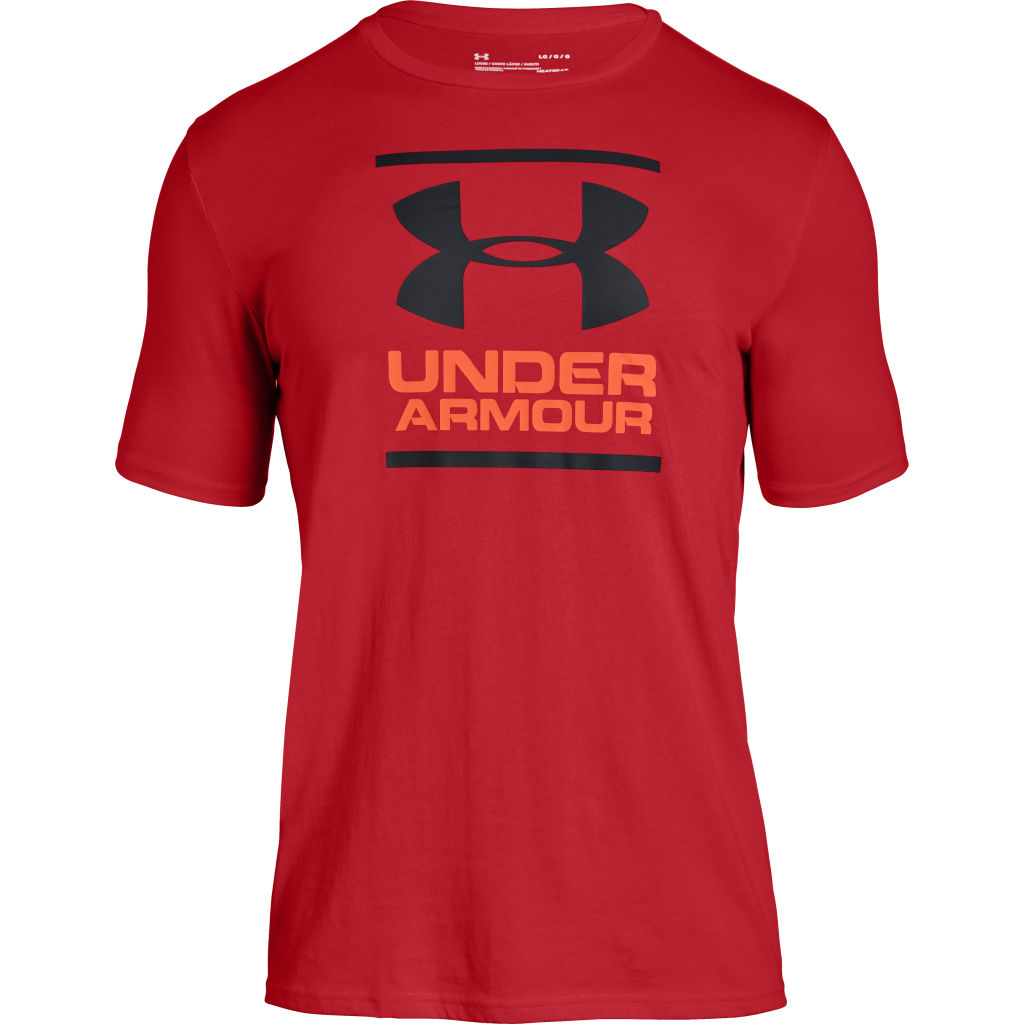 Under Armour Foundation SS Tee M