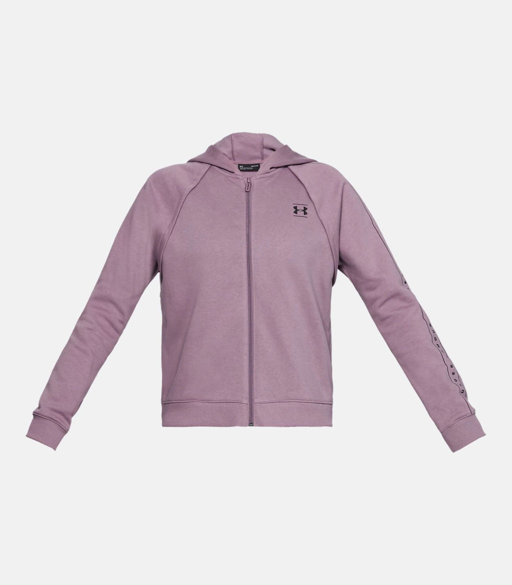 Under Armour Rival Fleece FZ Hoodie W