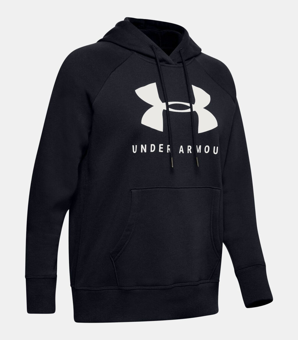 Under Armour Rival Fleece Sportstyle Graphic W