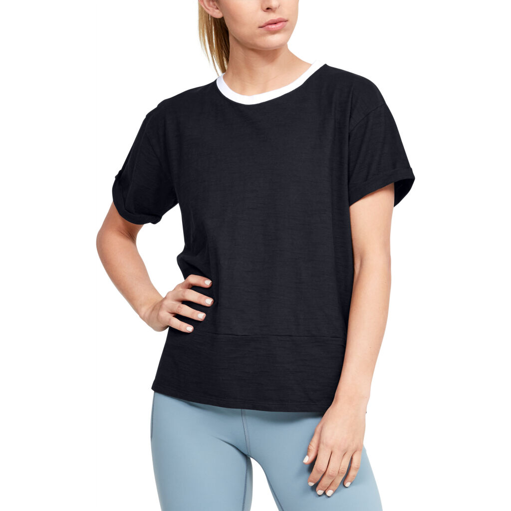 Under Armour Charged cotton SS Tee W