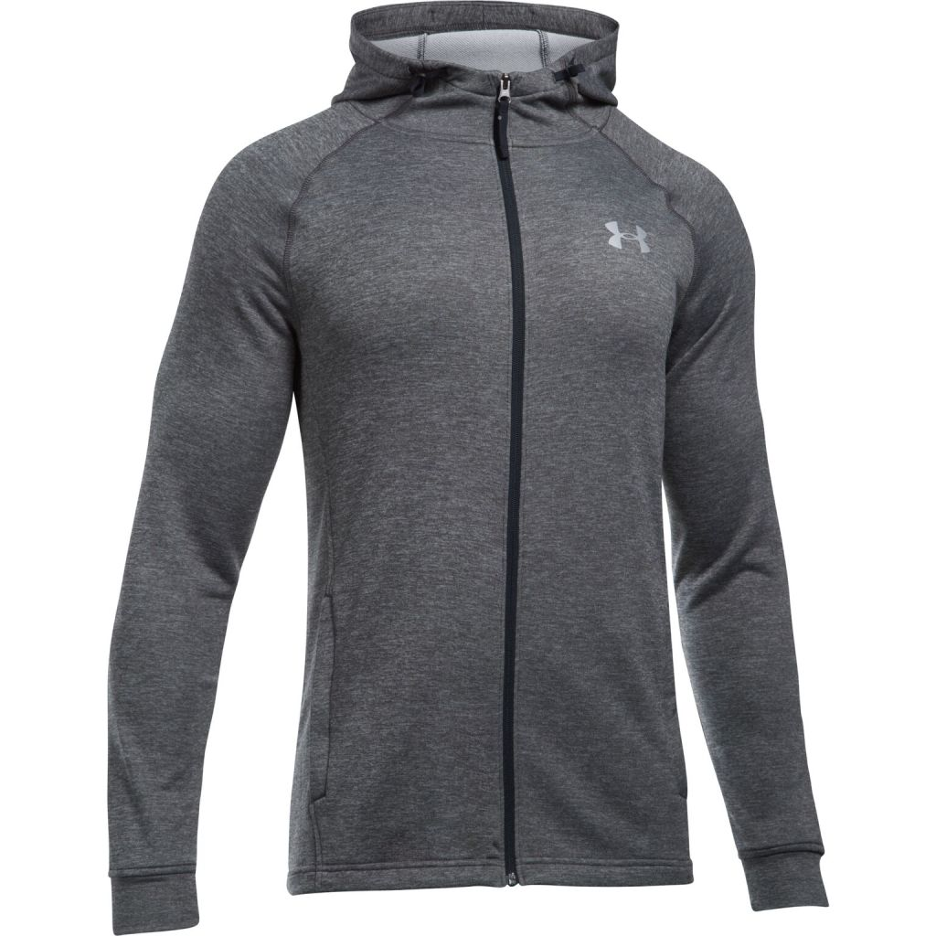 Under Armour Terry Fitted FZ Hoodie M