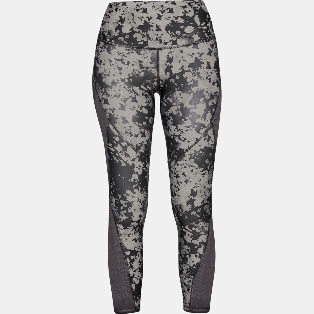 Under Armour HG Print Ankle Crop W