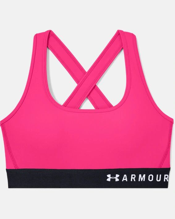 Under Armour Armour Mid Crossback Bra W