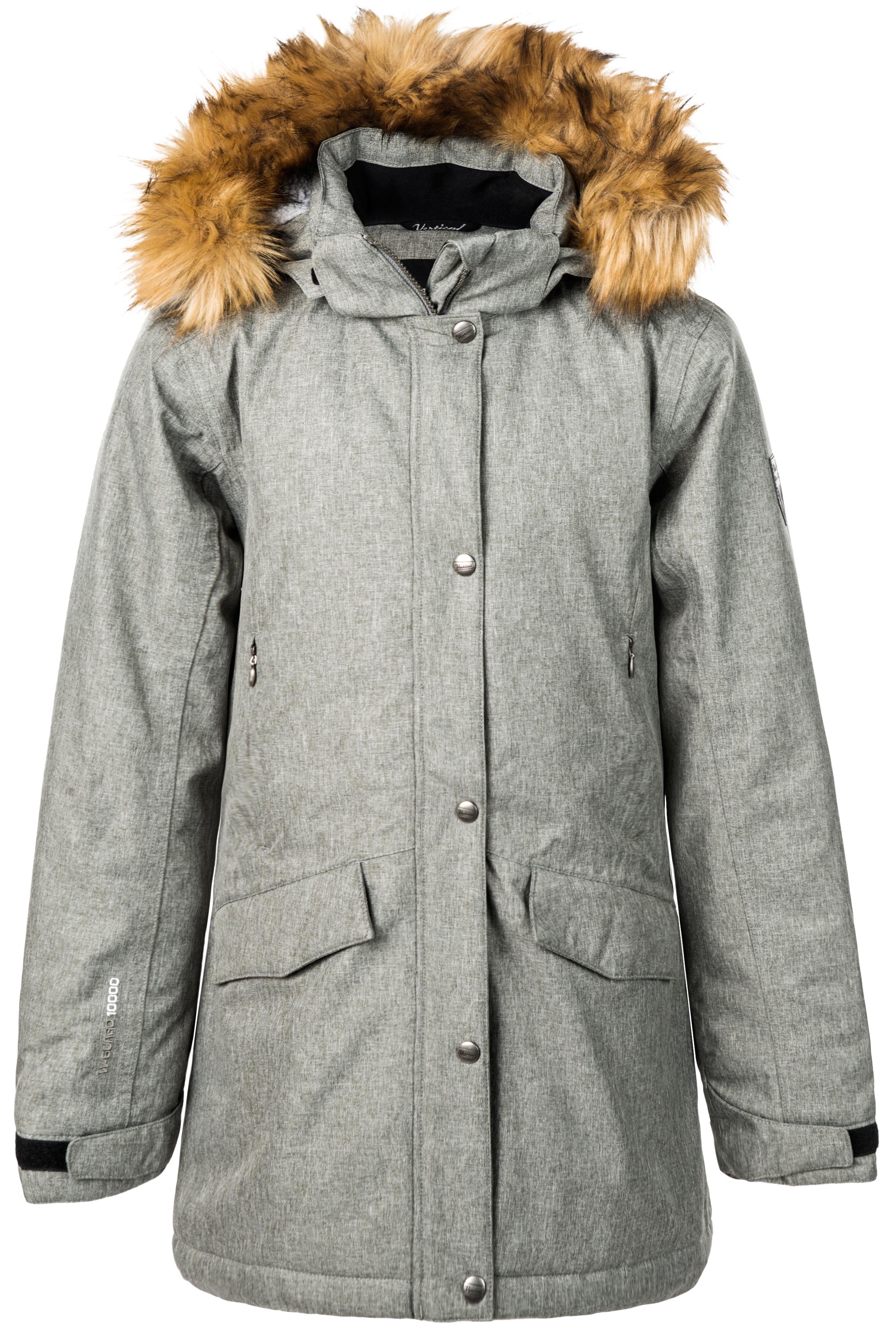 Urban Classics Sherpa Lined Cotton - Naisten Parka