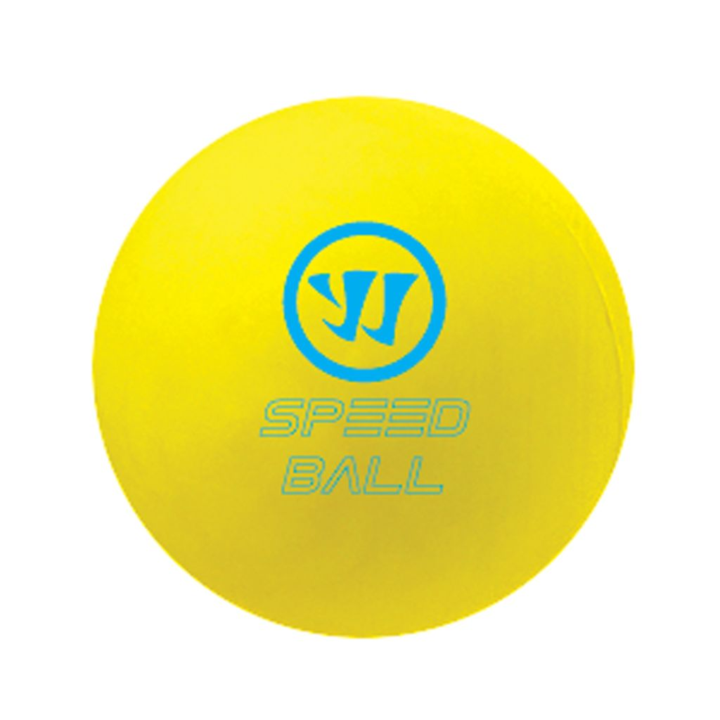 Warrior Speed balls (4 palloa)