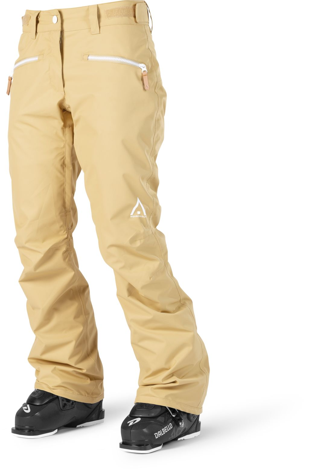 Wear Colour Cork Pant W