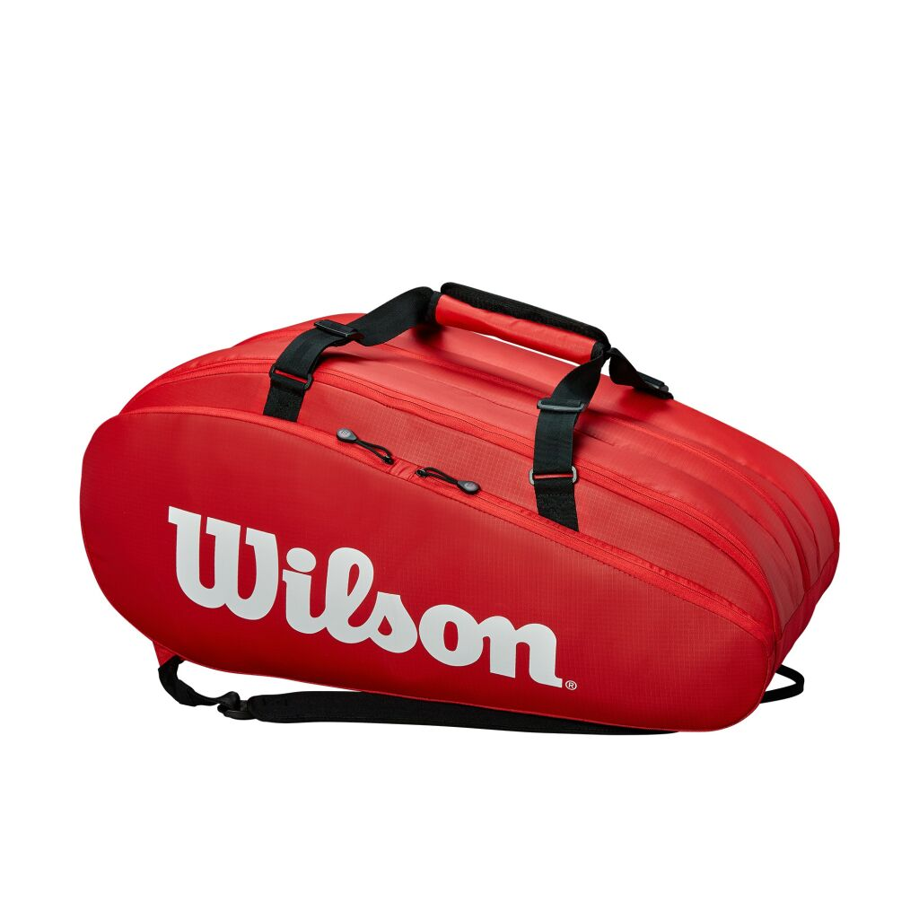 Wilson Tour 3 Comp Red
