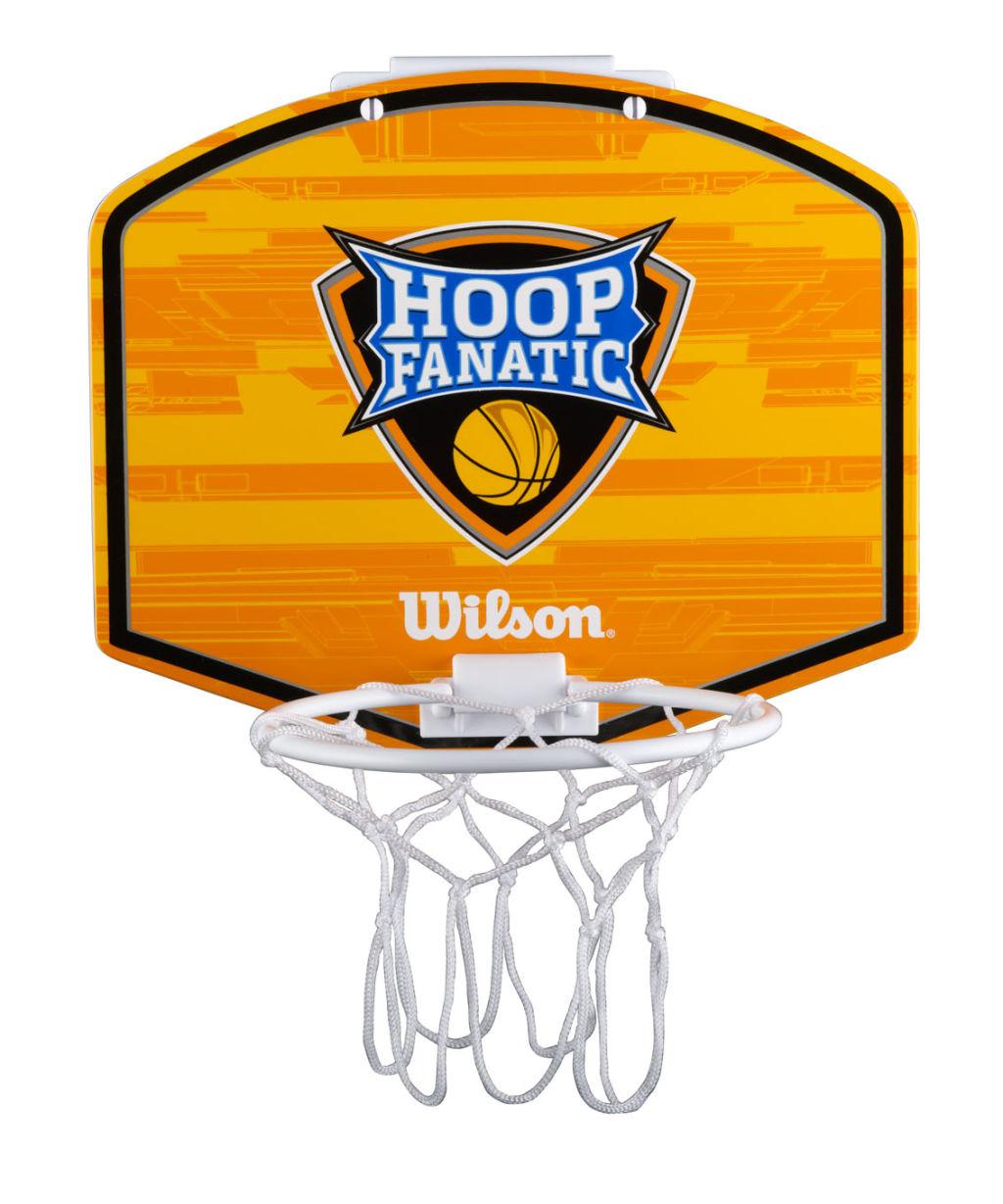 Wilson Mini Hoop Basketball Kit koripallosetti Väritön c74843c710