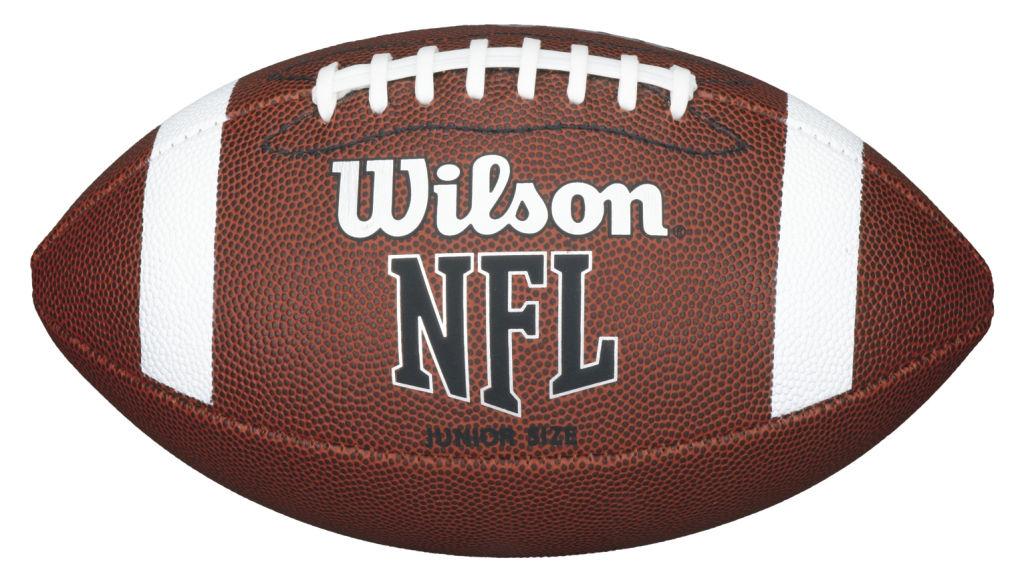 Wilson NFL Official Bulk Junior amerikkalainen jalkapallo Väritön ae83e90bbb