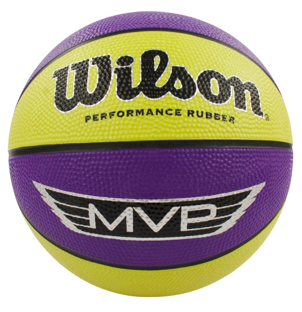Wilson Mini MVP koripallo Lime dc9eb4f826