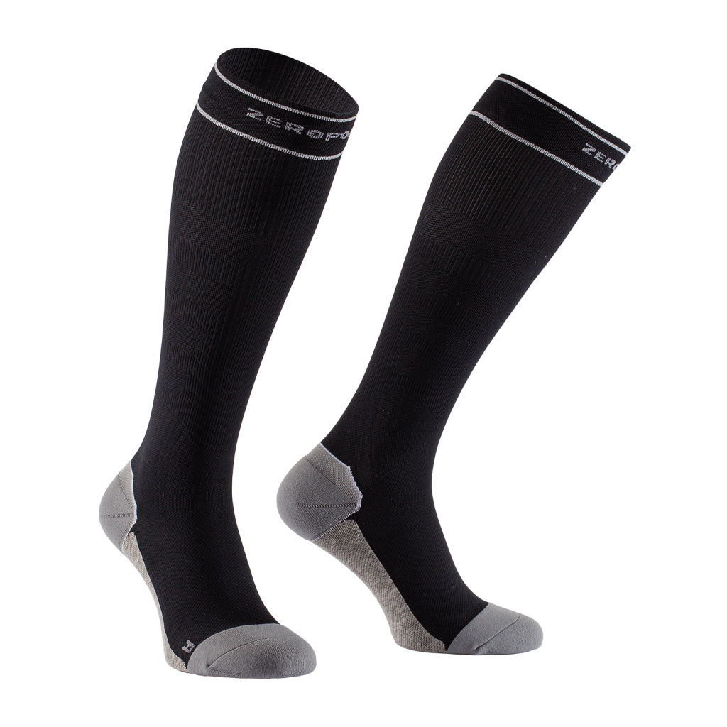 Zero Point Compression Hybrid Socks