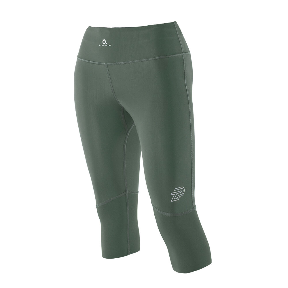 Zeropoint Athletic Compression 3/4 Tights W