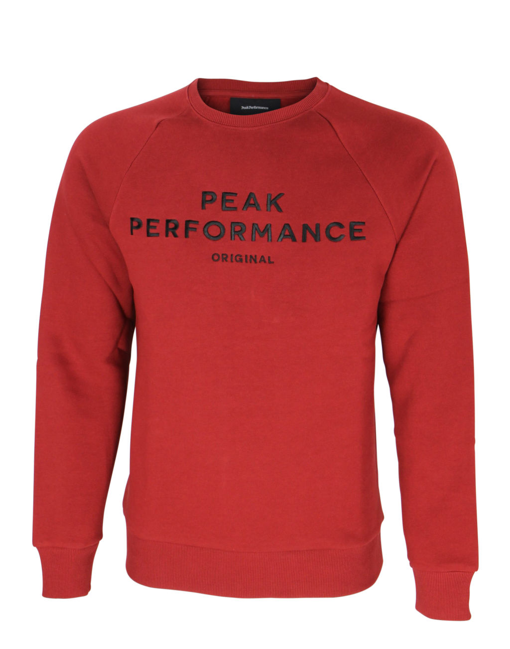 Peak Performance Logo Crew M