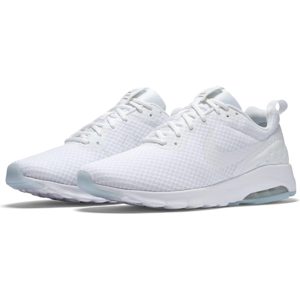 Low Miesten Max Motion Nike Valkoinen Air Tennarit f7y6bg