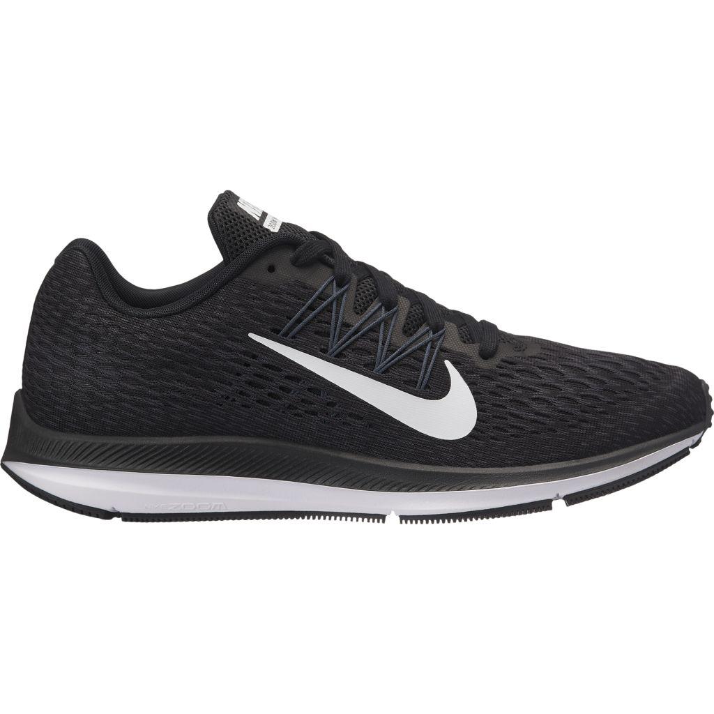 detailing 99620 8779b Nike Air Zoom Winflo 5 miesten juoksukengät Musta