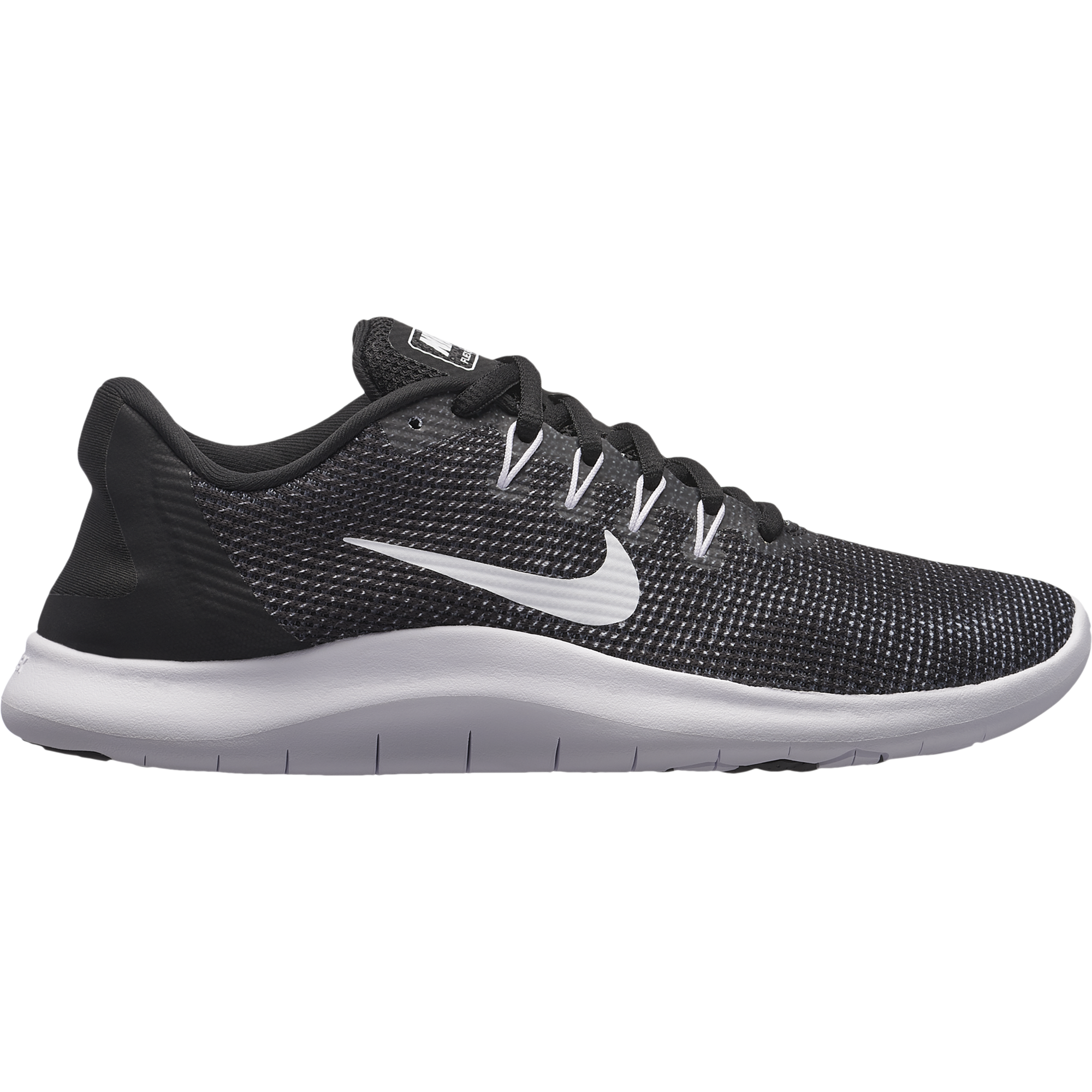 premium selection 656b3 a8299 ... reduced nike flex 2018 run naisten juoksukengät musta a5dd8 39b78