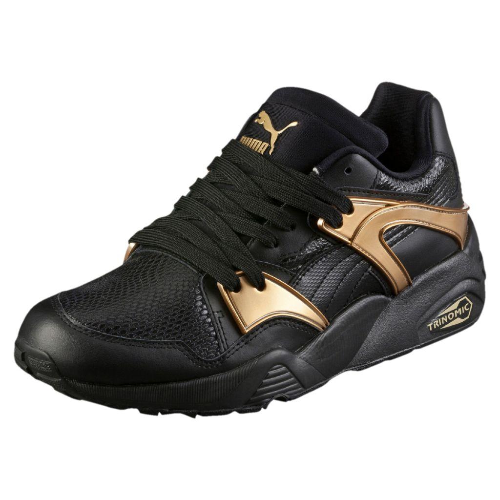 Puma Blaze Gold naisten tennarit Musta f3adcd182d